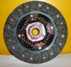 auto clutch plate for ISUZU TFR and NISSAN SD22. F2 . F21. C240. C340 (30100-Y6800)