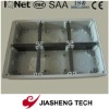 High Quality IP66 56E6 6 Gang Enclosure Cover