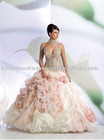 2011 new arrival bridal wedding gown