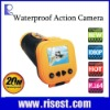 20M Waterproof Sports Camera Video Recorder for Surfing and Diving