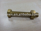 Brass bolt and nut, bolt rawl, coach bolt, guardrail bolt
