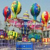 2012 Colourful Amusement Park Samba Balloon Rides