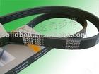 ribbed Belt/polyster/nylon belts/auto timing belt/synchronous belt/ribbed belt/raw edge v belt