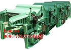 textile tearing machine