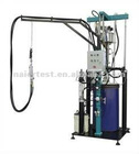 High-efficiency double component sealant extruder