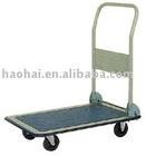 Platform pallet truck
