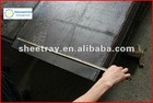 inspection control service for mild steel plate/metal raw material