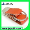 L-8001 leather material usb pen drive phone