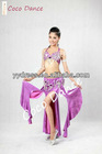 Teen girl belly dance costume