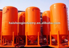 gray tank for drill cementing