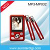 low price china mp3 player with FM radio/pedoneter function/USB2.0/micro SD