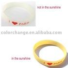 UV bracelet, color changing bracelet
