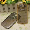For i9300 Samsung Galaxy S3 III Net style Aluminum Cover Case