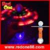 led Flashing spinner christmas toys