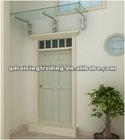 frameless glass canopy/assorted door canopy