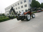 45hp tractor with backhoe and loader hot sales model