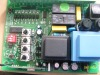 control board for sliding gate operator