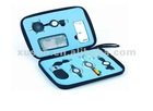 USB tool kits with card reader retractable mouse earphone and multifunction USB adaptor, promotional digital accessories