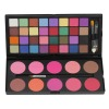 42 Color Double Stack Matte Shadow & Blush Palette