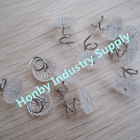 Clear plastic furniture covers upholstery nails
