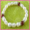 8-9 mm cheap costume pearl bracelet