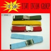 Canvas Kids Belts Wholesale