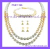 Special Chinese Cultured Pearl Jewelry Set