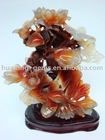 Gemstone Good Luck Sculpture