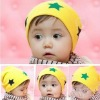 2012 Fashion knitted warm hats for children, hot sell cute caps for children
