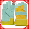 best seller 10.5 inches cow split leather working gloves