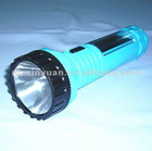 SL-001 Solar Powered LED Emergency Electric Torch