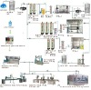 Double reverse osmosis systems