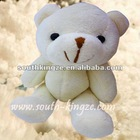 Lovely plush teddy bears as Christmas promotional gift