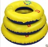 Plastic Inflatable Adult Floating Swim Ring