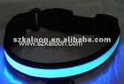 mini pet collar with flashing LED lights XS size