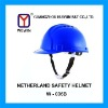 ABS/PP/PE Netherland Type Safety helmet