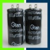 330WV 800UF 30*50mm Aluminum Electrolytic Capacitor For Photo Studio Flash Light