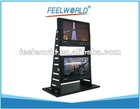 "New arrival! Feelworld broadcast dual 7"" LCD Jib Crane Monitor"