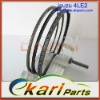 Engine Parts Auto Parts ISUZU Piston Rings 4LE2