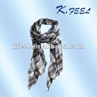 100% Polyester Lady's Long Scarf
