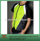 Green reflectitive material workwear
