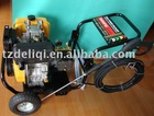 Diesel high pressure washer