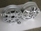 "13""*3.5"" aluminum hub wheels for motor"