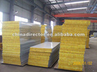 Thermal Insulation Composition rock wool sandwich Panels