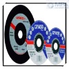 Abrasive grinding wheel for general metal en12413
