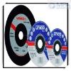 Abrasive grinding wheel for general metal en12413