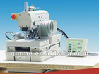 High-speed electronic eyelet button holing machine