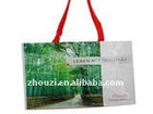 non woven bag/green material bag/shopping bag
