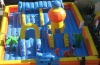 new designed bouncer inflatable park