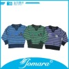 2012 hot sale cute kids stripe knitted sweater